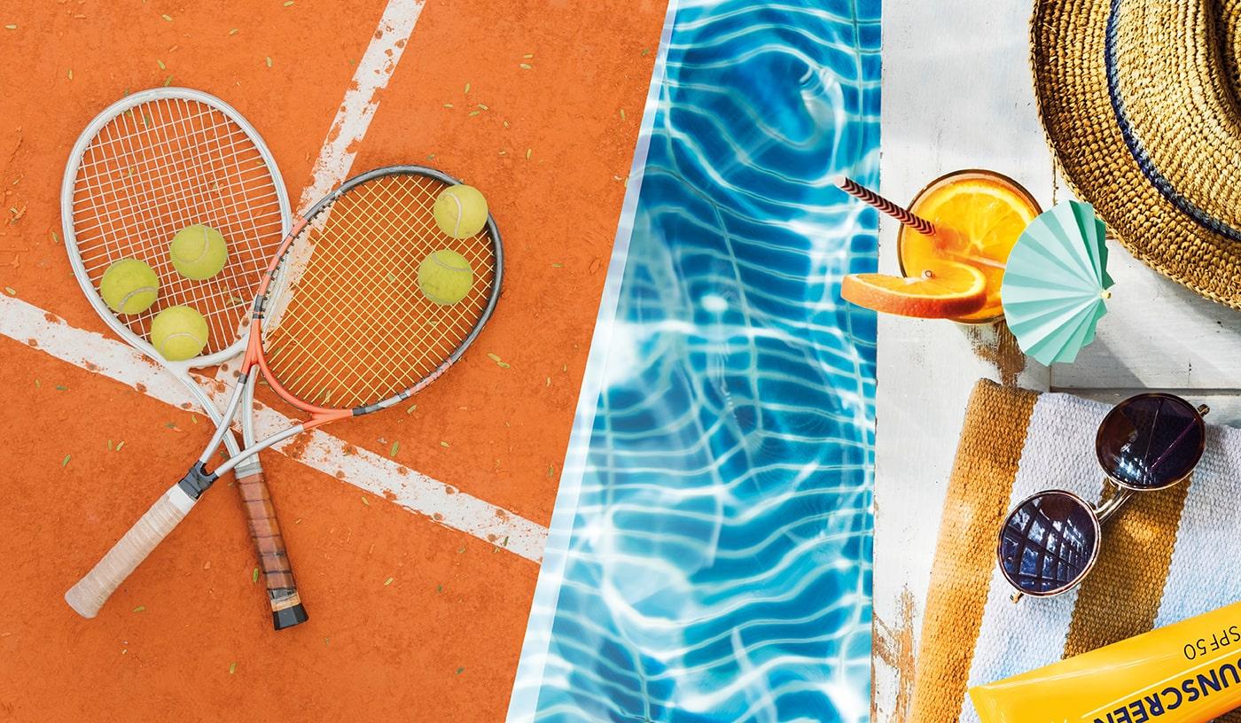 Tennis Club  Le Molette